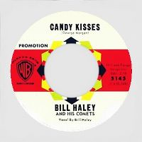 Cover Bill Haley And His Comets - Candy Kisses [1960]